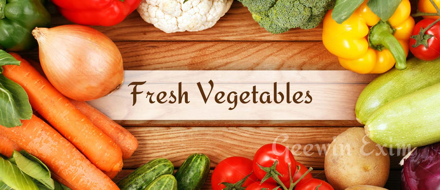 fresh-vegetables Banner